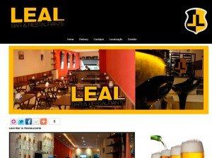 Criação de Sites para Bares e Restaurantes