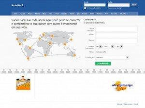 Criação de Site Rede Social