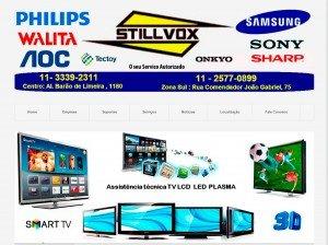 Criação de Sites de  Eletrônica e Assistência Técnica