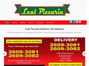 Leal Pizzaria