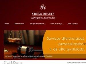 Criação de Sites para Escritórios de Advocacia