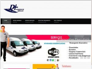 Criação de Sites para Empresas de Transporte