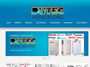 Criação de Sites para Empresas de Aquecedores