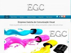 Criação de Sites para Gráficas