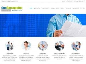 Criação de Sites para Construção Civíl