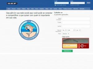 Criação de Site rede social tipo facebook