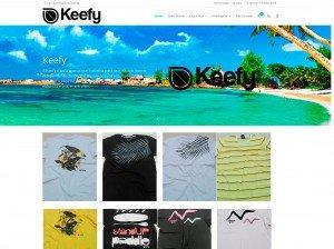 Criação de Lojas Virtuais de Camisetas