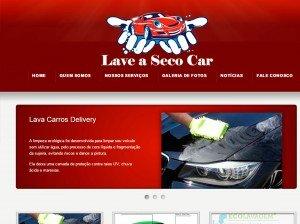 Criação de Sites para empresas de lavagem a seco