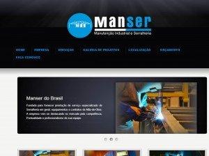 Criação de Sites para Empresas de Manutenção Industrial e Serralheria