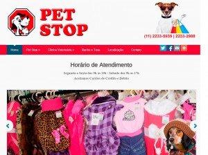 Criação de sites para empresas de petshop