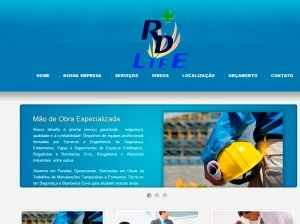 Criação de Sites para EPI Equipamentos de Segurança