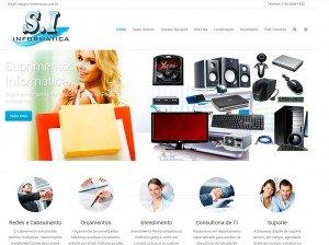Criação de Sites para empresas de informática