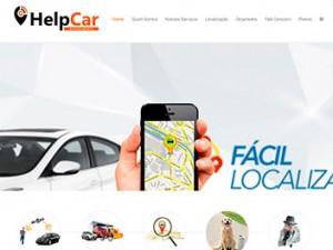 Criação de Sites para rastreamento de veículos
