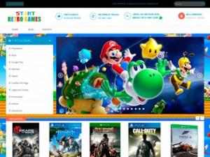 Criação Lojas Virtuais de Games