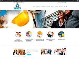 Criação de sites para construções